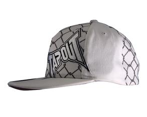 TapouT - Full Cage White Hat