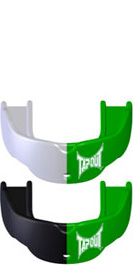 TapouT - Green Mouthguard