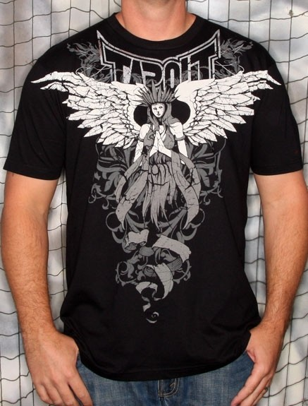 TapouT - Brown Signature Tee