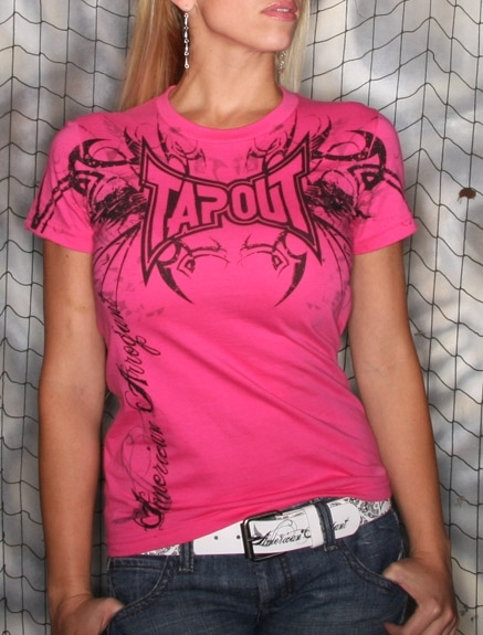 TapouT - Darkside-Hot Pink