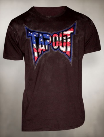 TapouT- Kenny Florian The Spirit T-Shirt
