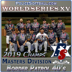 2019 World Series Master's Division Champs