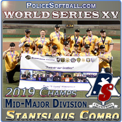 2019 World Series Major Division Champs
