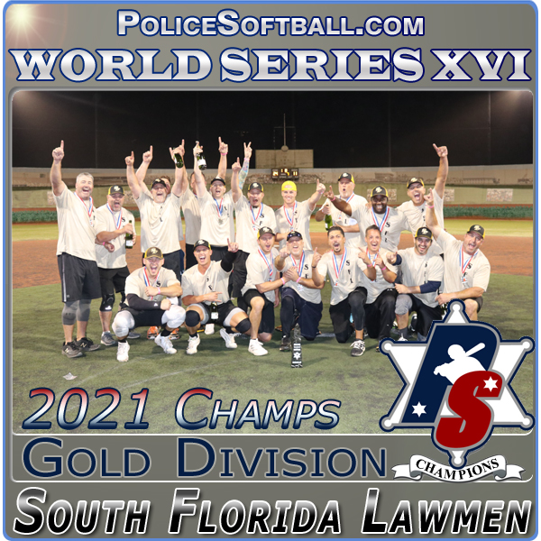 2021 World Series Gold Division Champs