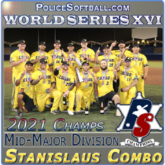 2021 World Series Major Division Champs