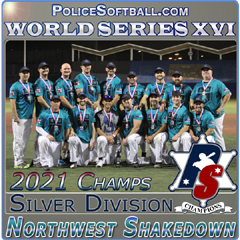 2021 World Series Silver Division Champs